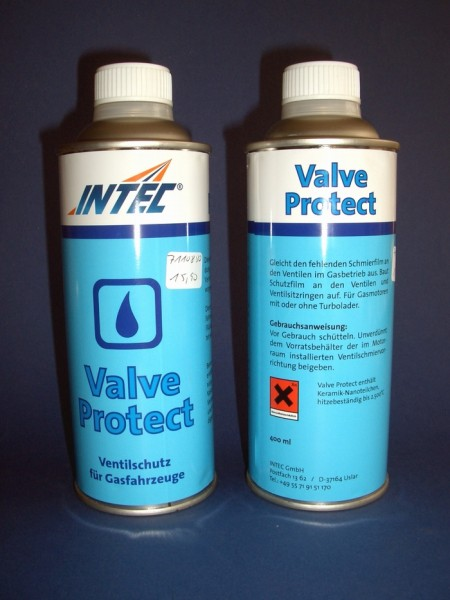 INTEC Valve Protect Additiv 400 ml